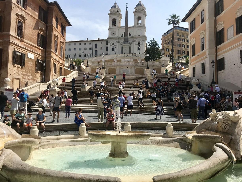 السلالام الأسبانيه روما